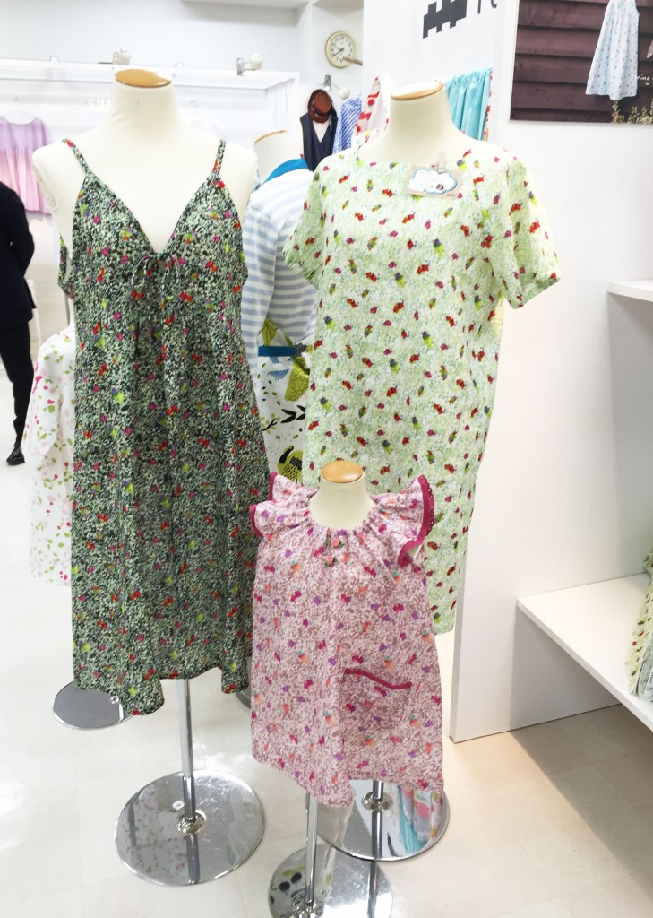 Photos from KOKKA - 2016 SS Designers Home Sewing Collectio4