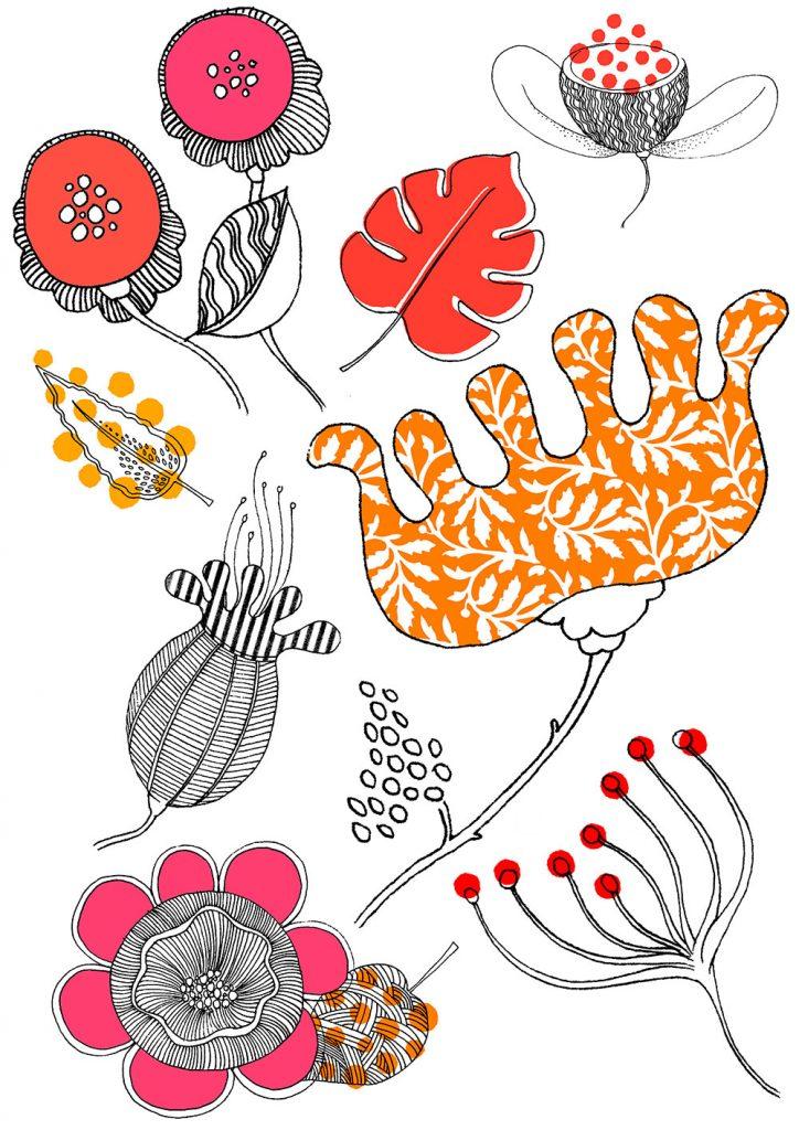SasandYosh-wallsticker-BotanicalGarden-sheet2