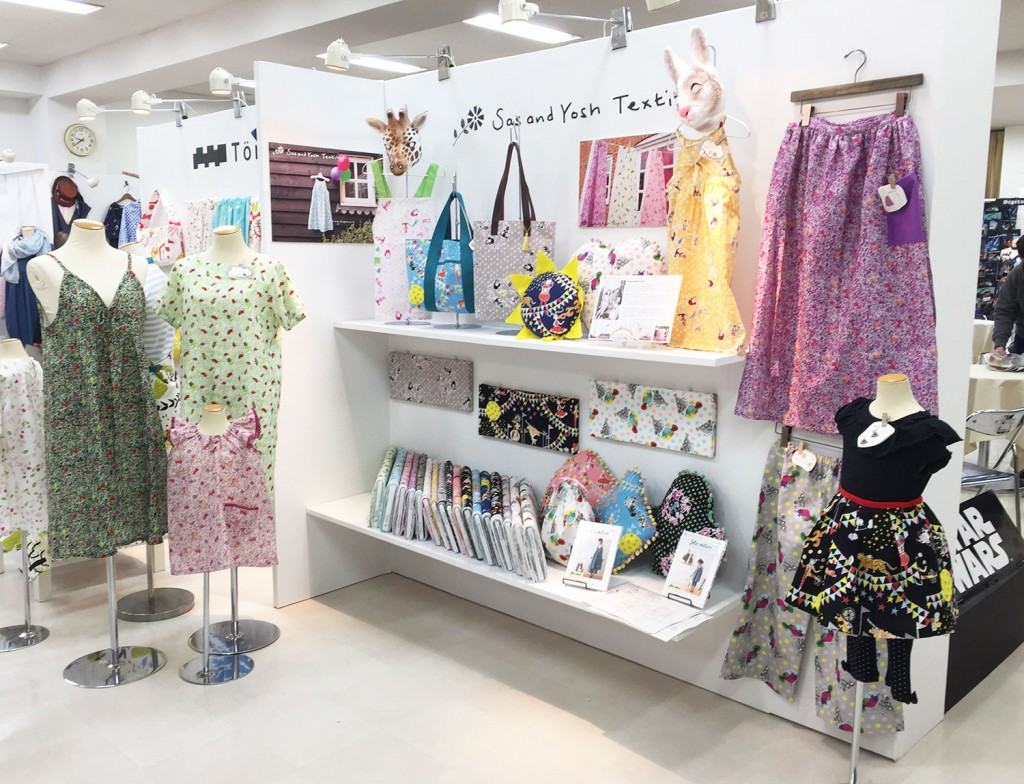 Photos from KOKKA - 2016 SS Designers Home Sewing Collection1