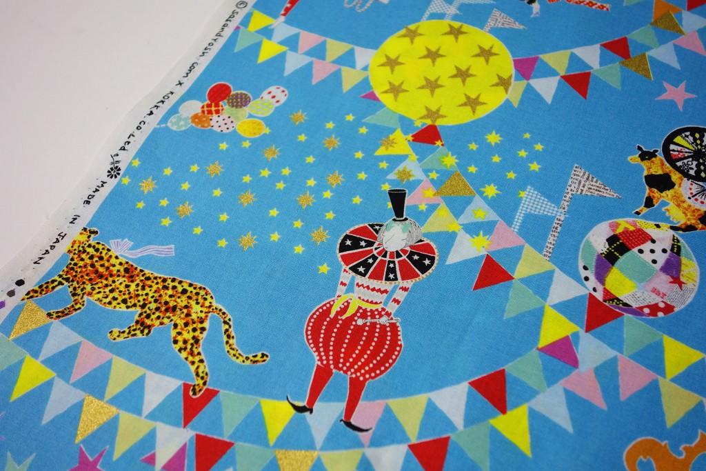 SasandYosh-KOKKA-Circus of Wonders-Light Blue 1