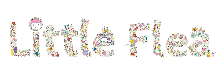 SasandYosh-LittleFlea-UK-logo design 1