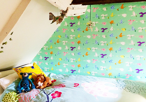 Flying Journey - Green - wallpaper-SasandYosh 4
