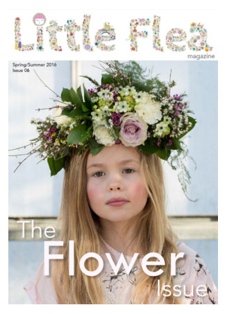 Little Flea 2066SS 'The Flower' Issue1