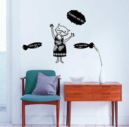 sayxjebrille-wallsticker-misscat-room1-web2
