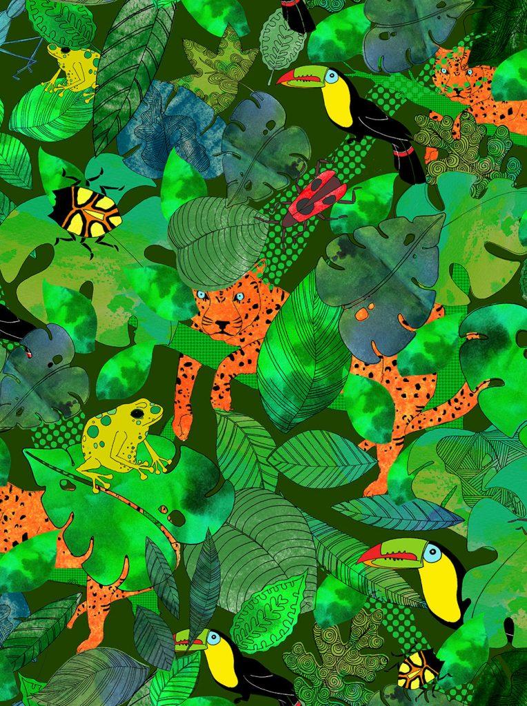SasandYosh-textilegraphic-Amazon-LillyetLouisSS17-1