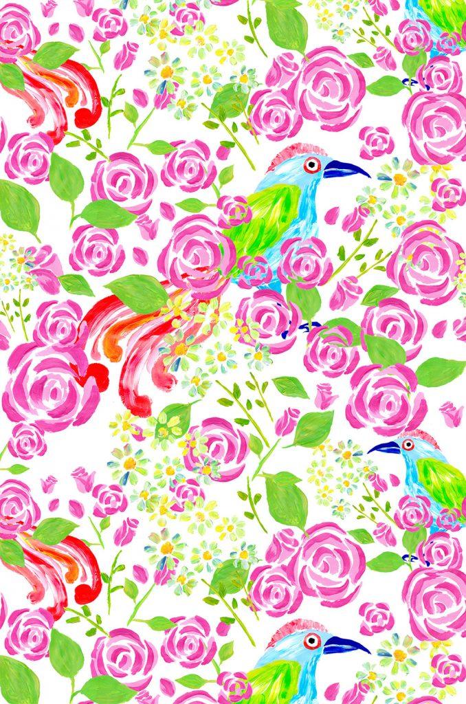 SasandYosh-LillyetLouis-SS2017-FlowerBird-1
