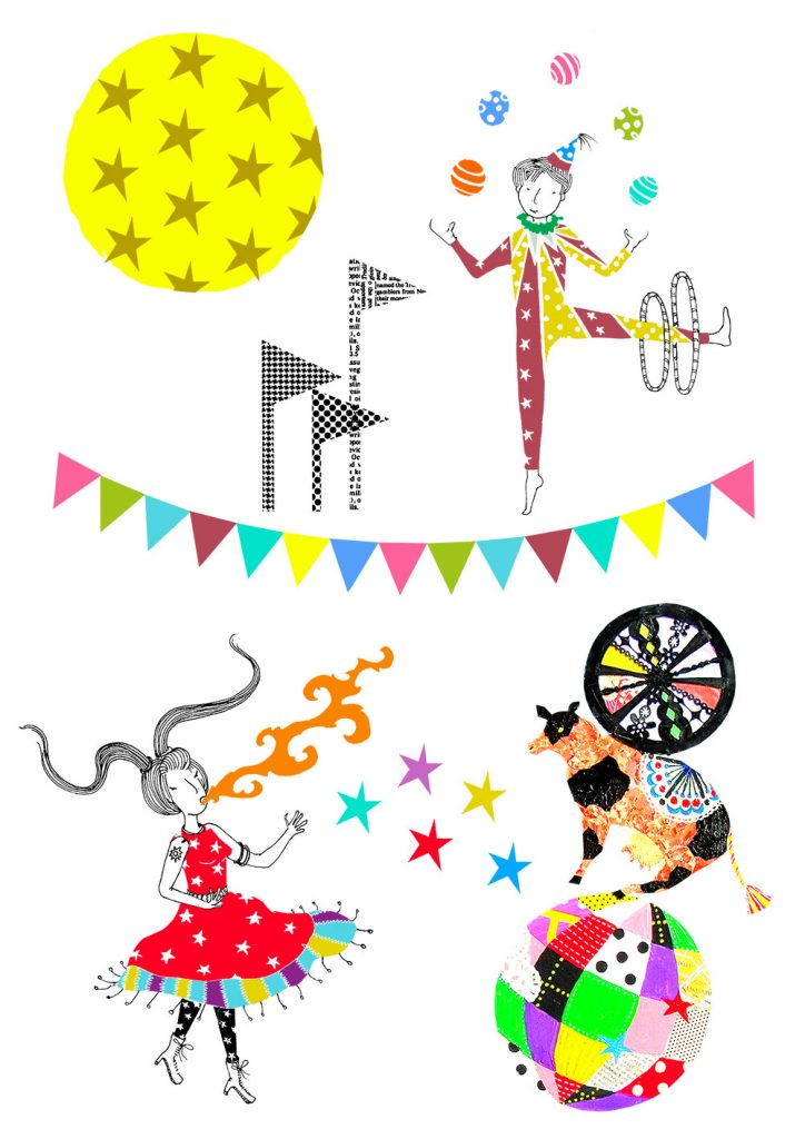 SasandYosh-wallsticker-Circus of Wonders-sheet2